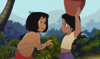 "Mowgli and Shanti have radically different outlooks on the jungle in ""The Jungle Book 2."""