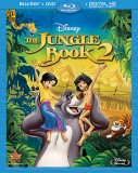 The Jungle Book 2: Blu-ray + DVD combo pack cover art -- click to buy from Amazon.com