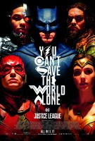 Justice League (2017) movie poster