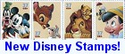 Disneyland Event Unveils New Stamps and Stationery