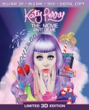 Katy Perry: Part of Me Limited 3D Edition Blu-ray 3D combo pack cover art -- click to buy from Amazon.com