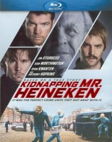Kidnapping Mr. Heineken Blu-ray Disc cover art - click to buy from Amazon.com