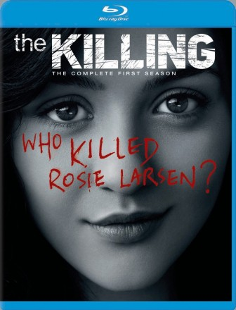 The Killing: The Complete First Season Blu-ray cover art - click to buy from Amazon.com