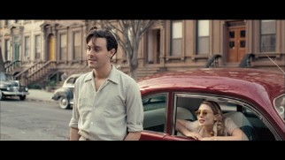 Jack Kerouac (Jack Huston) returns a married man and a free one, bailed out by the family of his wife (Elizabeth Olsen).