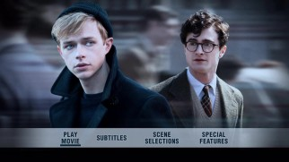 "Dane DeHaan is R.P. McMurphy and Daniel Radcliffe is Clark Kent in ""One Flew Over the Superman's Nest."""