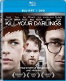 Kill Your Darlings: Blu-ray + DVD combo pack cover art -- click to buy from Amazon.com