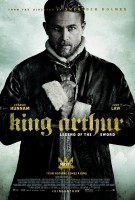 King Arthur: Legend of the Sword (2017) movie poster