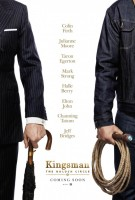 Kingsman: The Golden Circle (2017) movie poster