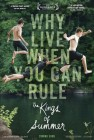 The Kings of Summer (2013) movie poster
