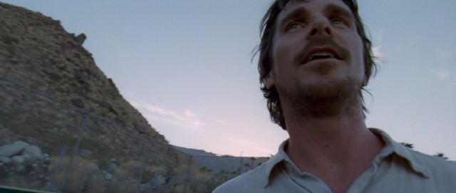 "Christian Bale wanders among pleasing scenery in Terrence Malick's ""Knight of Cups."""