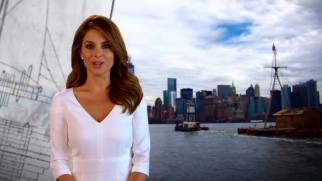 "For no obvious reason, Maria Menounos hosts ""Kon-Tiki: The Incredible True Story."""