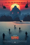 Kong: Skull Island (2017) movie poster