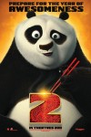 Kung Fu Panda 2 (2011) movie poster