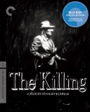 The Killing: The Criterion Collection Blu-ray cover art -- click to buy from Amazon.com