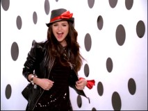 "Bet you didn't see that coming... Disney Channel star Selena Gomez performs her ""Cruella De Vil"" cover amidst black spots."