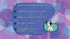 In the Puppy Profiler, you answer questions like you're a dog. Then you're told what breed you're most like and what Disney characters would make a good master for you.