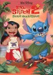 "Tentative ""Lilo & Stitch 2: Stitch Has a Glitch"" cover art - click for larger view"