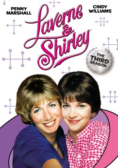 Buy Laverne & Shirley: The Third Season on DVD from Amazon.com