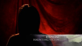 "Haunting victim Stephani remains obscured in the mildly dubious ""Real Stories of Exorcism."""