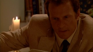 Cotton Marcus (Patrick Fabian) performs the titular exorcism, having let us in on the smoke and mirrors that go into it.