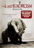 The Last Exorcism DVD cover art -- click to read our review.