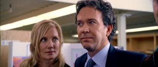 Joely Richardson and Oscar winner Timothy Hutton portray the present but perfunctory Wilder parents.