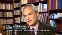 "Lewis Carroll expert Mark Burstein talks about the story's connection to another fantastic literary predecessor in ""The Looking Glass: Emma and Alice."""
