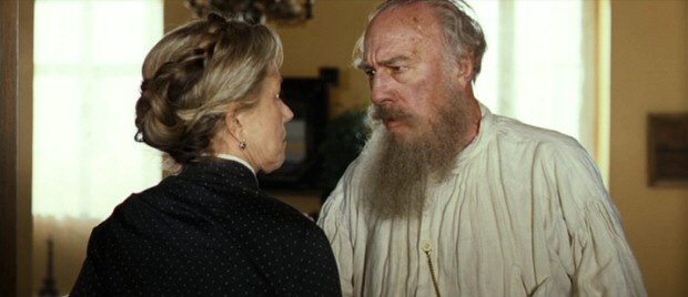 The nearly 50-year marriage between author Leo Tolstoy (Christopher Plummer) and his wife Sofya (Helen Mirren) has grown tensely strained.