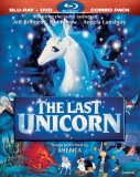 The Last Unicorn Blu-ray + DVD Combo Pack cover art -- click to buy from Amazon.com