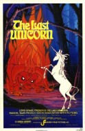 The Last Unicorn movie poster