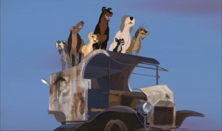 Lady And The Tramp Ii Scamp S Adventure Dvd Review