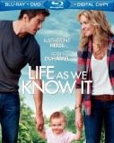 Life as We Know It Blu-ray + DVD + Digital Copy cover art -- click to buy from Amazon.com