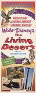 """The Living Desert"" (1953) movie poster - click to buy"