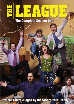 The League: The Complete Season One DVD cover art - click to buy DVD from Amazon.com
