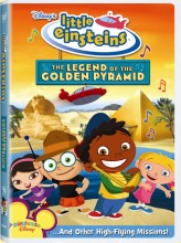 Buy Little Einsteins: The Legend of the Golden Pyramid from Amazon.com