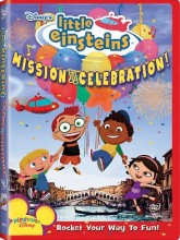 Buy Little Einsteins: Mission Celebration! from Amazon.com
