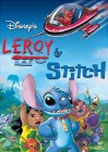 """Leroy & Stitch"" DVD cover art"