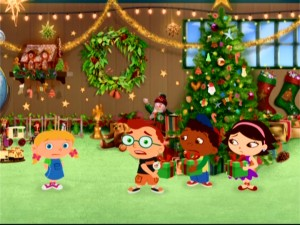 Little Einsteins: The Christmas Wish DVD Review