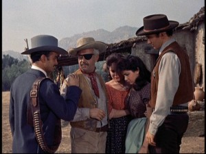Elfego advises the Benal family which includes Annette Funicello as the oh-so-Mexican daughter Chiquita.