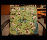 "Ooh, a ""Swamp Fox"" board game! Wonder if it's as exciting as the show."