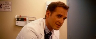 "Josh Lucas plays pediatrician Sam ""Dr. Love"" Nelson, Holly's dapper alternative love interest."