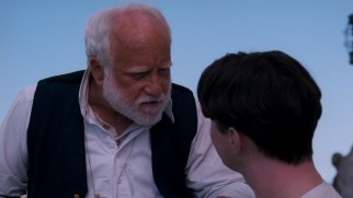 You do NOT ask Seth Atkins (Richard Dreyfuss) if he's married! (He is, by the way.)