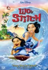 Lilo & Stitch's original DVD cover art
