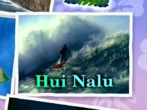 Lilo and Nani include some surfing history in their DisneyPedia guide to Hawaii voiceover.