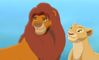 This time around, Simba and Nala are the parents.