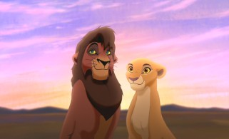 Will Kiara and Kovu be princess and prince or just princess and punk?