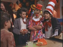 "The gang shows off their Halloween wear in ""Night of the Day of the Dead."""