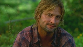 Sawyer - the typical pretty-boy bad guy.