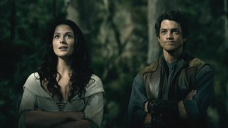 Richard and Kahlan have an honest and upfront moment with each other in this extended scene.
