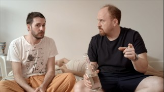 "Drug experimentation with his neighbor Jeff (Josh Hamilton) has Louie questioning his surroundings in ""Dogpound."""